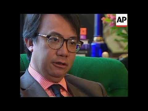 Hong Kong businessman and socialite David Tang dies