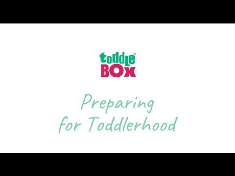 Toddlebox: Sarah Keogh - Preparing for Toddlerhood.