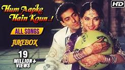 Hum Aapke Hain Koun All Songs Jukebox (HD) | Salman Khan & Madhuri Dixit | Evergreen Bollywood Songs