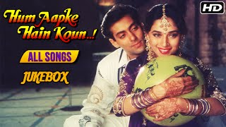 Hum Aapke Hain Koun All Songs Jukebox (HD) | Salman Khan & Madhuri Dixit | Evergreen Bollywood Songs