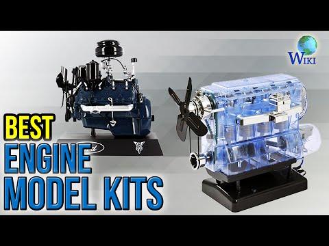 10 Best Engine Model Kits 2017