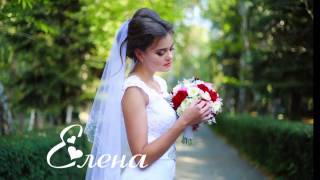 Фотограф Юлия Тараненко.Сюрприз на свадьбе для молодоженов ,слайд-шоу с прогулки .