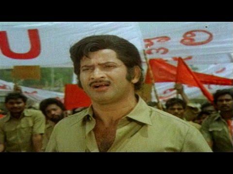 Eenadu Movie || Randi Kadali Video Song || Krishna,Radhika,Rao Gopal Rao