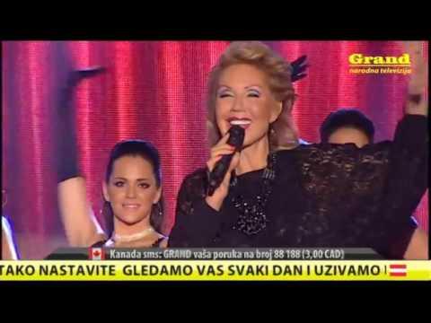 Lepa Brena - Brisi Me (Grand TV 20.10.2014.)