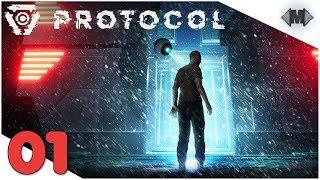 Protocol [beta] ★ Episode 1/3 ★ [Deutsch German Gameplay]