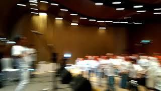 Zein wasis mc ice breaking dance together  33 thn Smpn 1 vandung