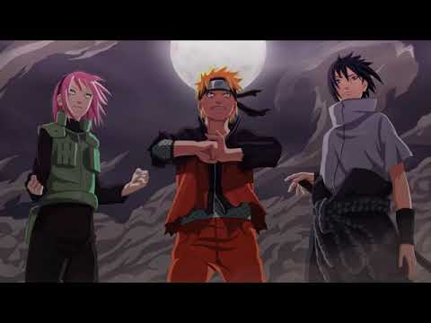 Lagu penyemangat dalam animasi Naruto
