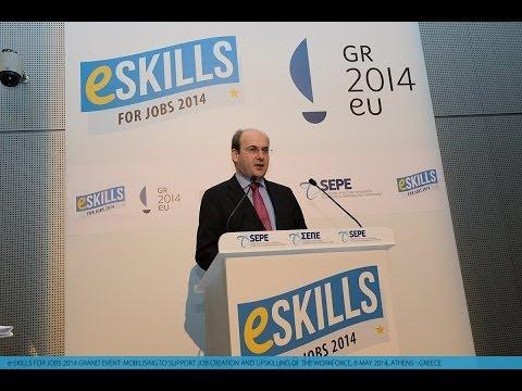 Keynote speech by K. HATZIDAKIS, Minister of Development and Competitiveness, Greece