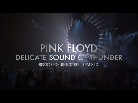 Pink Floyd - Delicate Sound of Thunder