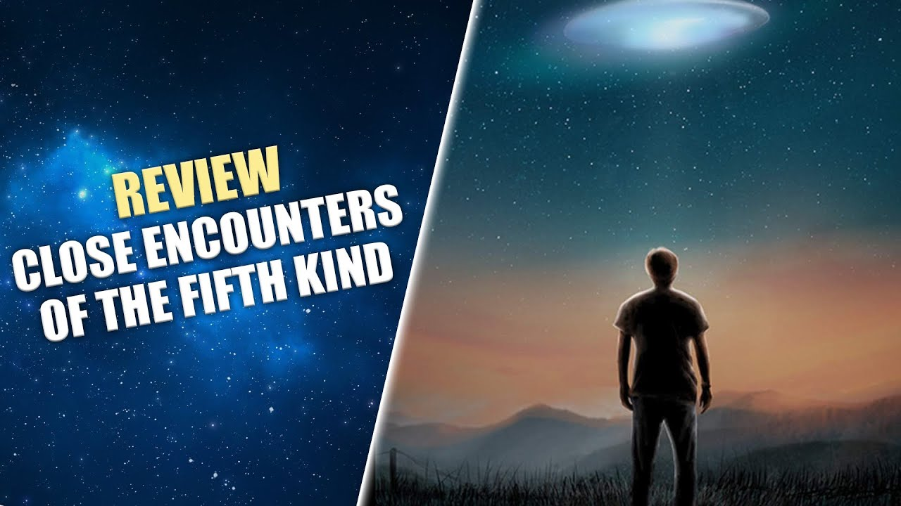Download Review: Close Encounters of the Fifth Kind (2020 UFO Documentary)
