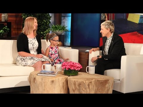 An Extraordinary Surprise for a 4-Year-Old Gymnast