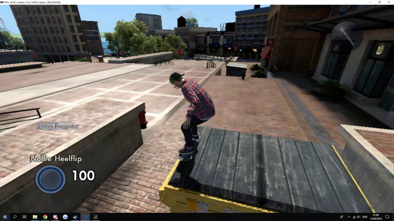 Skate 3 Rom Rpcs3