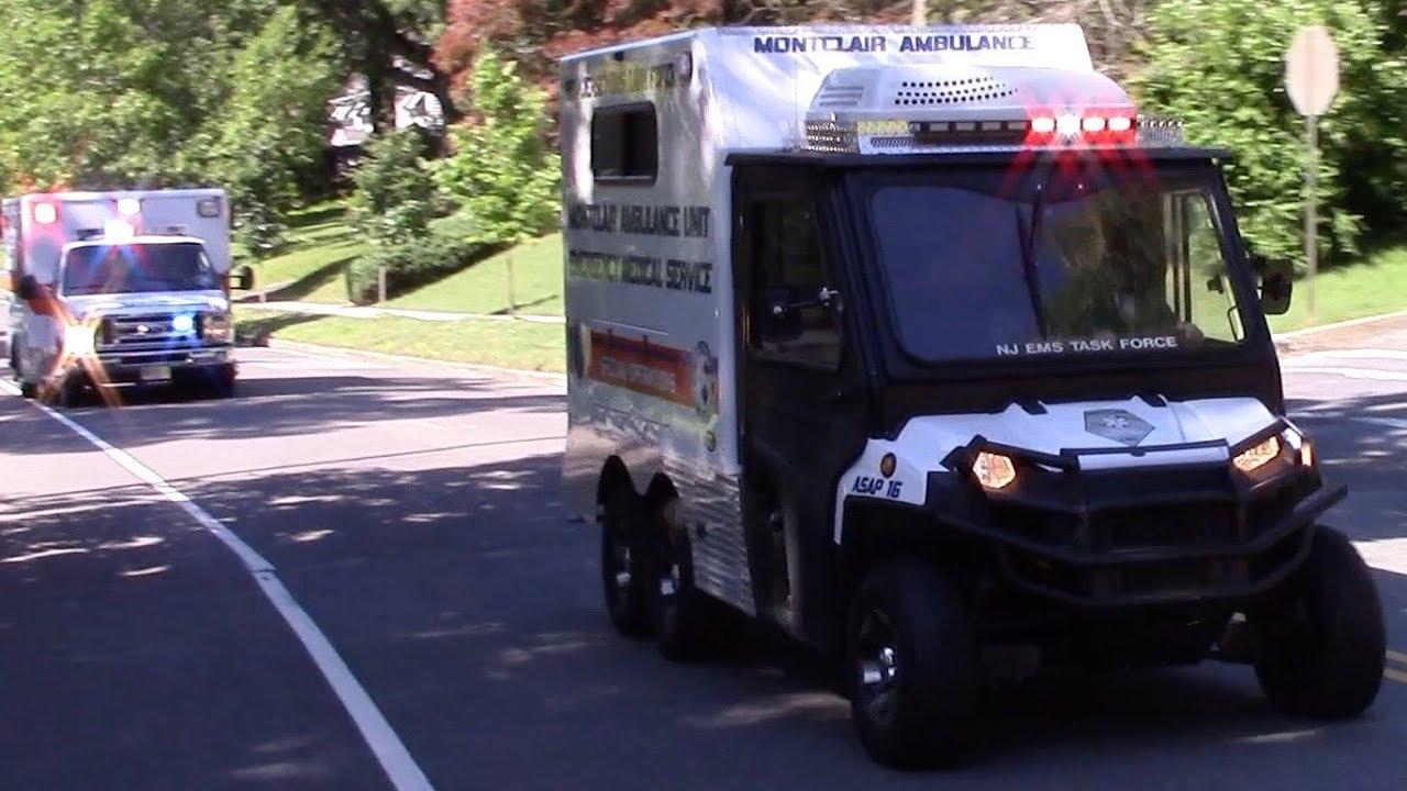 Top 30 Ambulance Responding Videos Of 2017