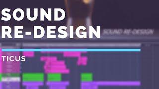Ticus / Sound Re-Design