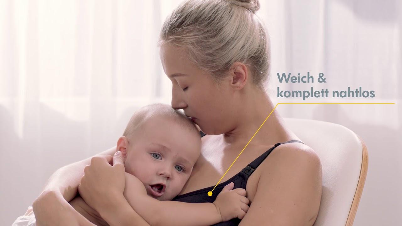 Medela Komfort BH: Der bequeme Schwangerschafts- & Still-BH