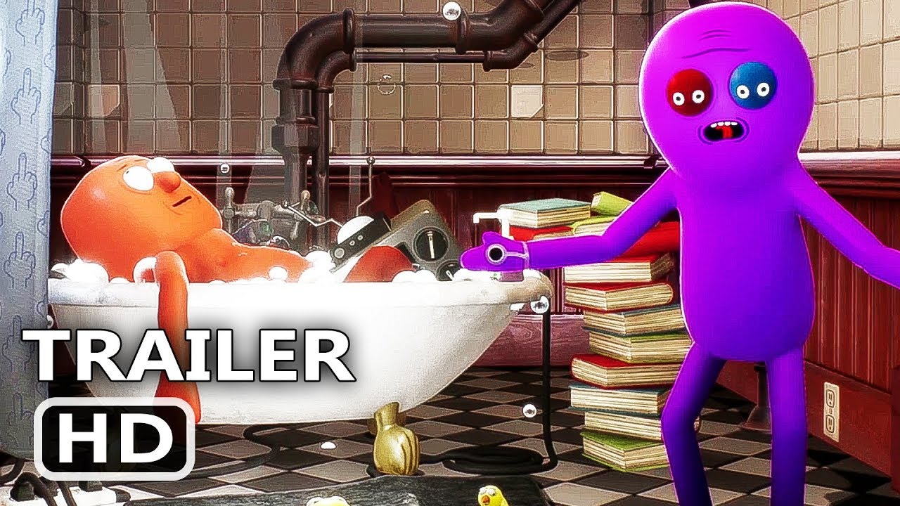 PS4 - Trover Saves The Universe Trailer (E3 2018) From Rick and Morty's Co-Creator