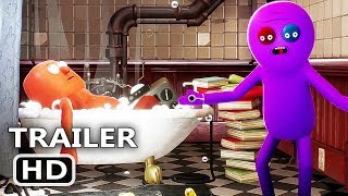 PS4 - Trover Saves The Universe Trailer (E3 2018) From Rick and Morty
