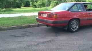 V8 Mazda 929 cruising