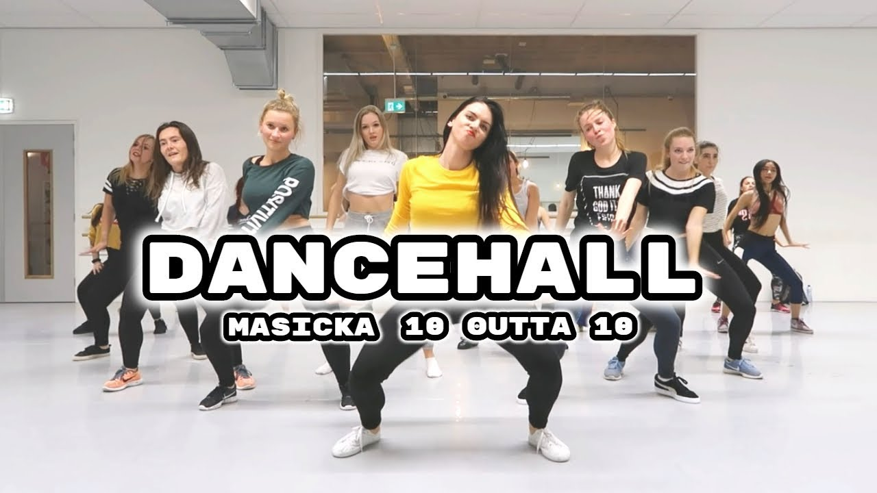Vaak Masicka - 10 outta 10(Money Mix Riddim)  Dancehall Choreo by  KM-79