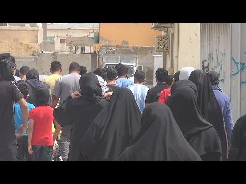 """مسيرة """"رجال صدقوا"""" في بلدة النويدرات 24/3/2017 Bahrain"""