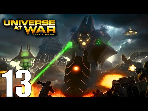 Universe at War: Earth Assault Campaign Part 13 Laying the groundwork for the final