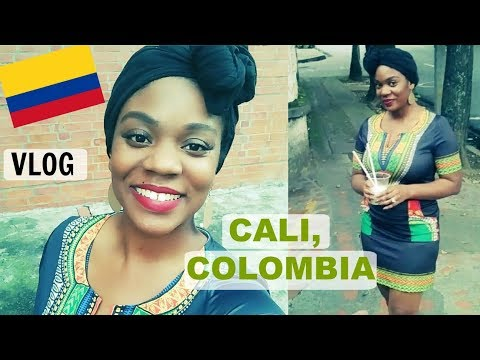 ESTOY EN CALI, COLOMBIA | VLOG | Ambie Gonzalez