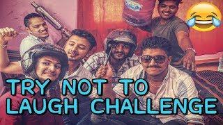 TRY NOT TO LAUGH CHALLENGE   Avhi Aryal