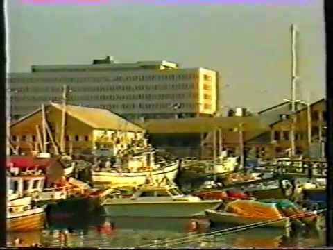 Bodø - Gammelt tvopptak fra 1980tallet