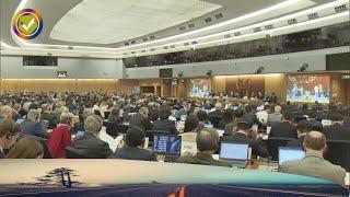 船舶からの温室効果ガス 削減戦略を採択 国連の専門機関