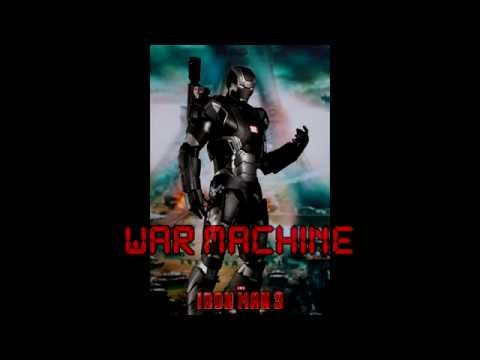 IRON MAN 3 - SoundTrack - War Machine