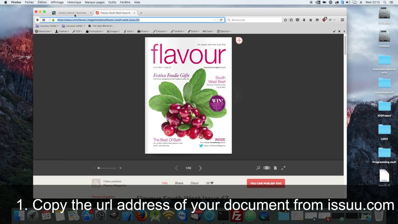 How To Download Issuu Magazines For Free Youtube
