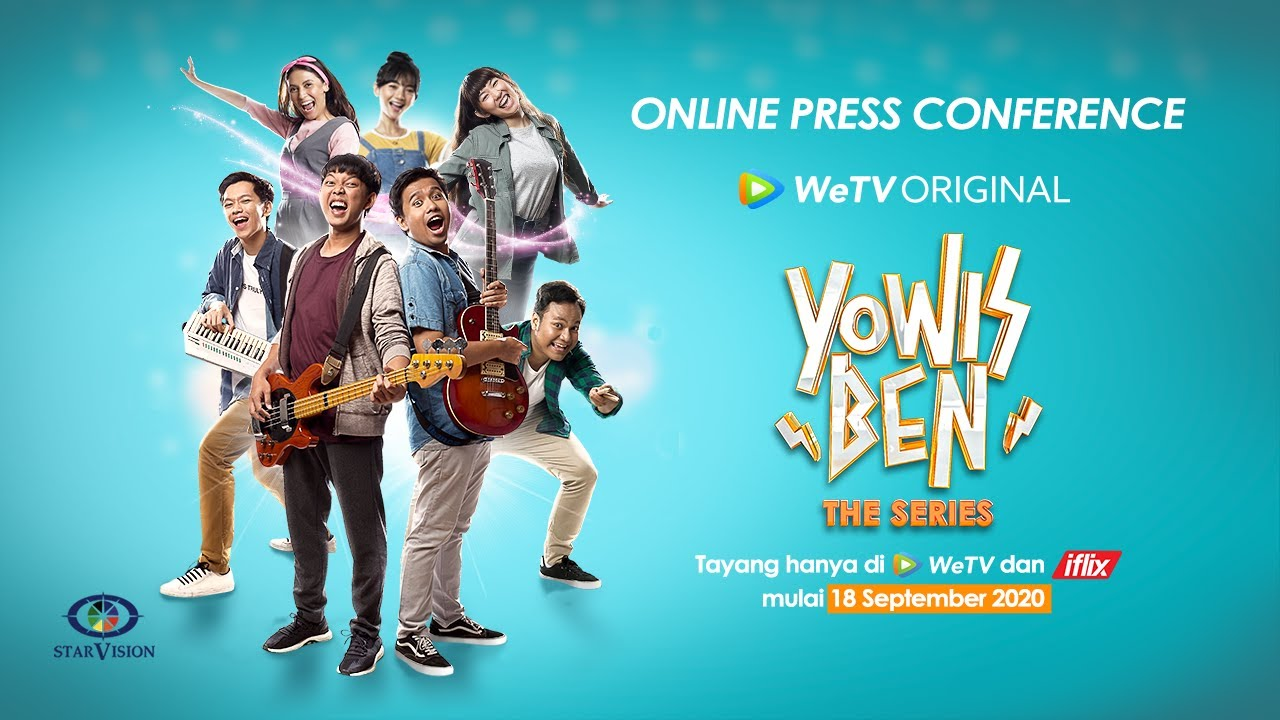 Wetv Original Yowis Ben The Series Online Press Conference Youtube