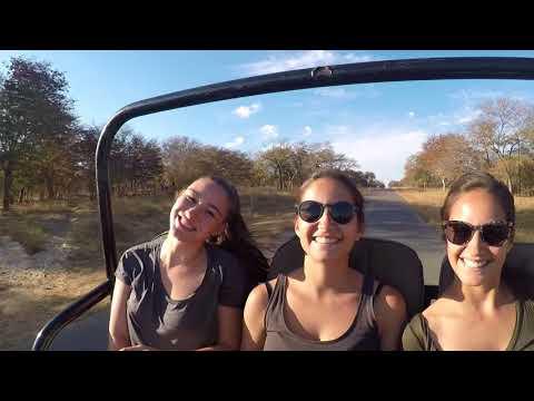 Zambia & Zimbabwe | Afrika Travel Vlog 2017