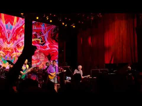 "Dead & Company 6/20/18 ""Scarlett Begonias-Fire On the Mountain"" at Blossom Music Center in Cuyahoga"
