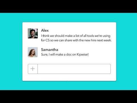 Kipwise Explainer Video