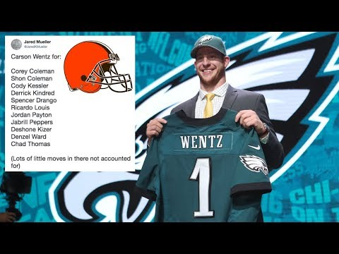 10 Recent NFL Trades that NOBODY SAW coming
