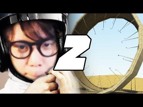 Garry's Mod Hilarious Racing | รถแข่งมหาสนุก | ตอนที่ 2/5