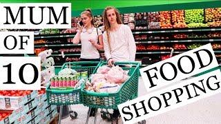 Shopping legs White long milf grocerys