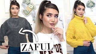 TRYING ON ZAFUL CLOTHING... ARE YOU FOR REAL!? BLACK FRIDAY SALE!