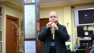 Maestro Luigi Lai e le sue launeddas