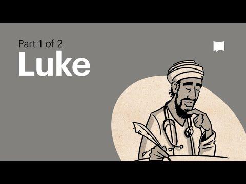 Read Scripture: Luke Ch. 1-9