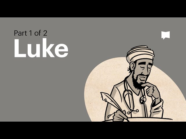 Overview: Luke 1-9