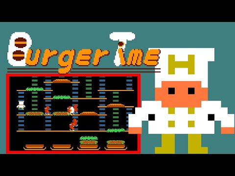 Burger Time (FC)