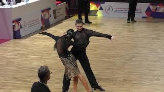 Baixar Kulebakin & Sviridenko Rumba   Russian Close  Championship Amateur Latin 2019