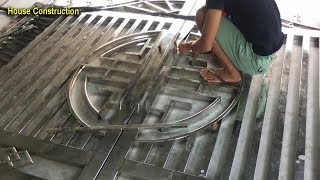 Beautiful Gate Design Ideas - Making A House Gate With Inox