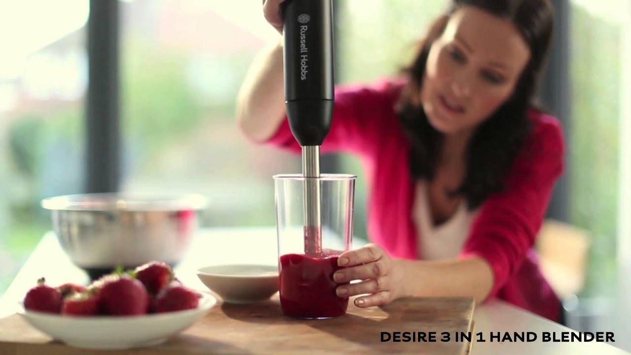 Desire 3in1 Hand Blender Youtube Tokebi Food Processor
