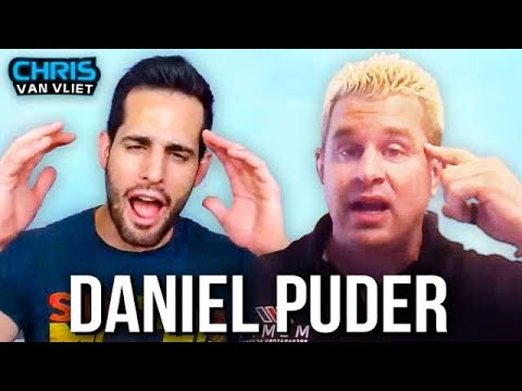 Daniel Puder on the Kurt Angle incident, winning Tough Enough, MMA career, starting his business