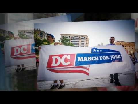 DC March For Jobs