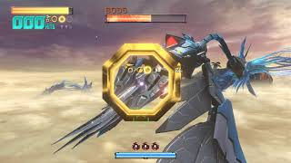 Star Fox Zero - The Extra Stages - Dangerous Skies - Version Four.