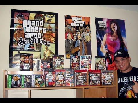 Grand Theft Auto Series (New)